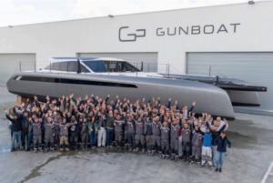 La Grande Motte Le Condor Gunboat