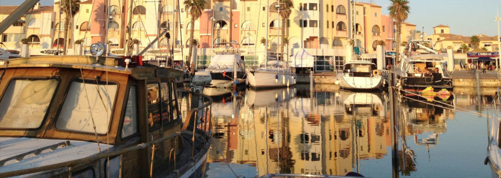 Port Leucate vacances en mer